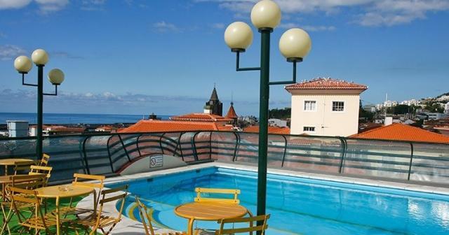 Madeira pro seniory 55+ - Hotel Windsor