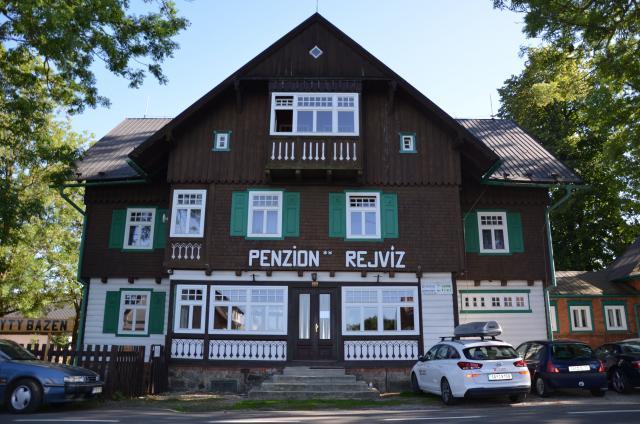 Penzion Rejvíz