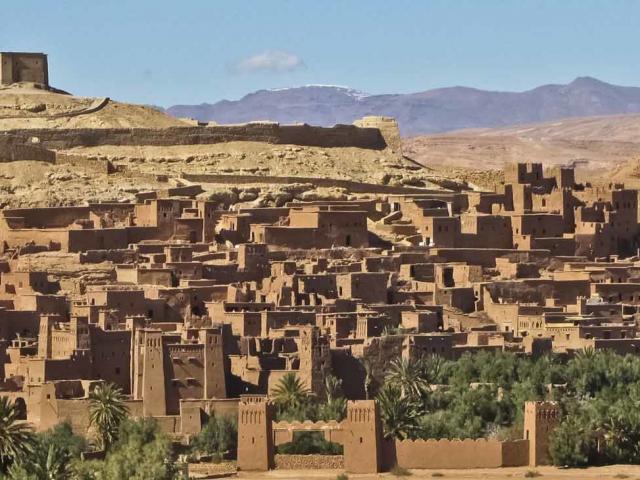 Maroko - magický jih