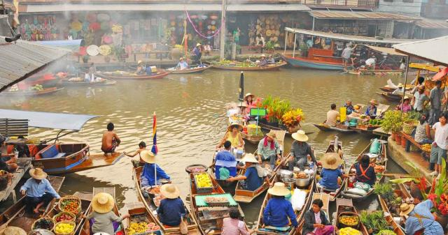 Thajsko - pohádkové Thajsko de luxe