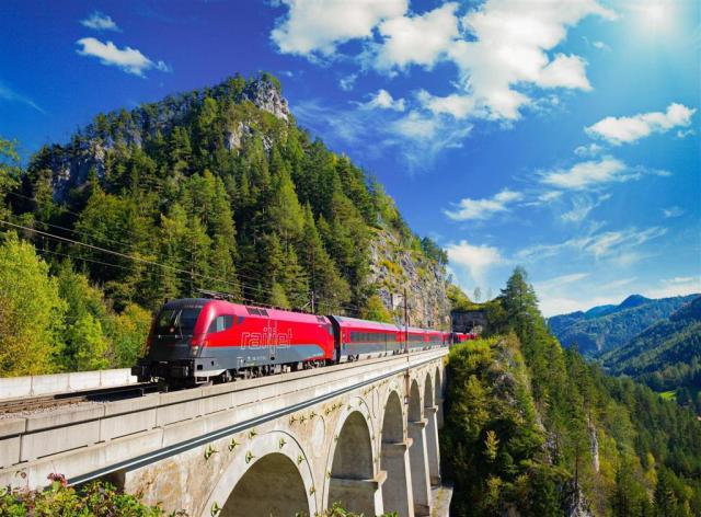 Krajem horské železnice s návštěvou Semmeringu 2021