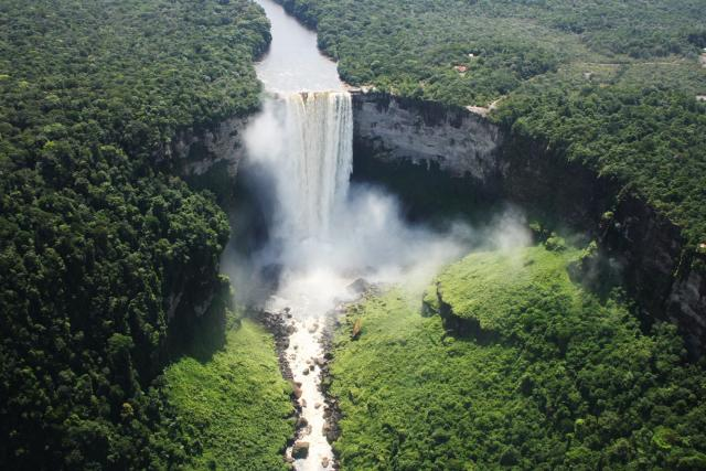 Surinam, Guyana, Venezuela, Kolumbia, Ekvádor (Expedition)