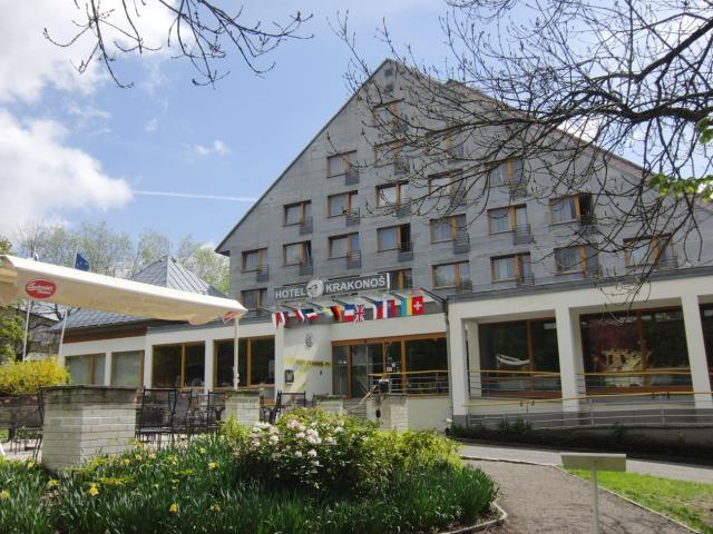 Mariánské lázně - Hotel Krakonoš, Společně to zvládneme s 3 procedurami, 2 noci