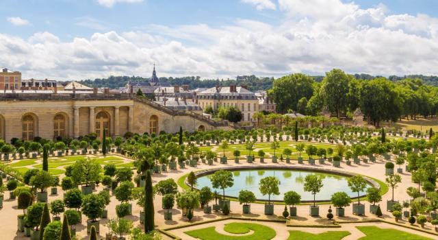 Romantická Paříž se zastávkou ve Versailles ubytování v hotelu / se snídaní a vjezdu do Paříže