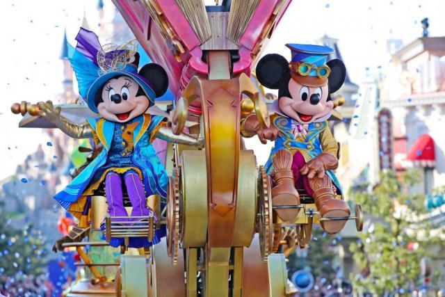 Do Paříže na Eiffelovku, do mořského světa i za řáděním do Disneylandu