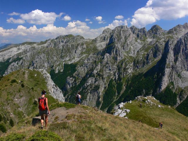 Albánie, Černá Hora, Kosovo, Nejkrásnější toulky Prokletými horami, stany