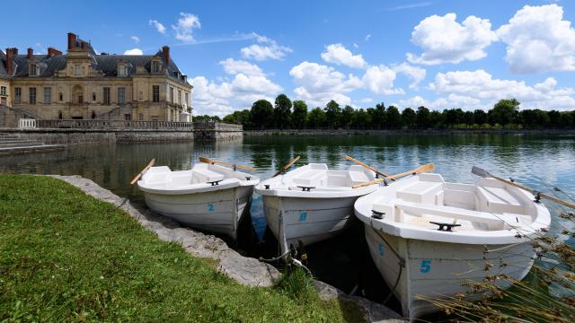 Paříž klasická a královská sídla Fontainebleau a Versailles