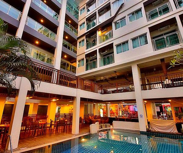 Sunshine Hotel & Residence